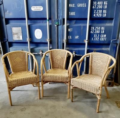houten stoelen met biezen zitting 28 images 4 groene